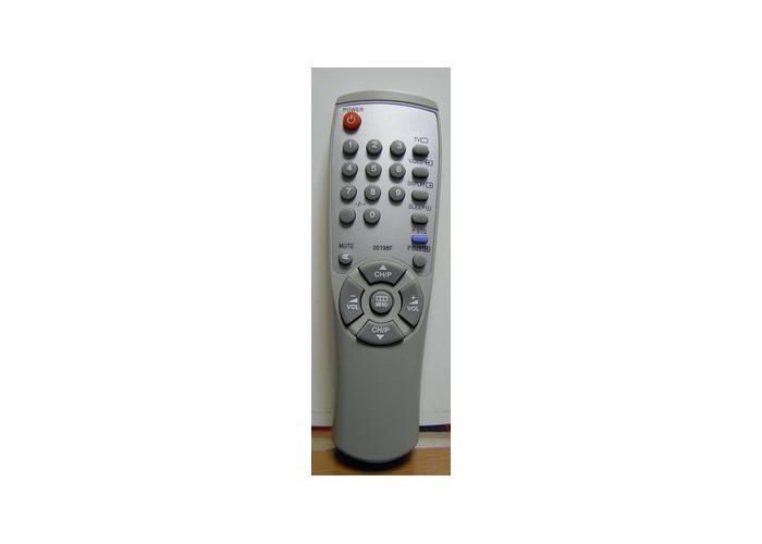 SAMSUNG телевизор CS-1448R SAMSUNG телевизор CS-21S4WR SAMSUNG телевизор CW-5051X.  Пульт д.у. 00198F для телевизоров...