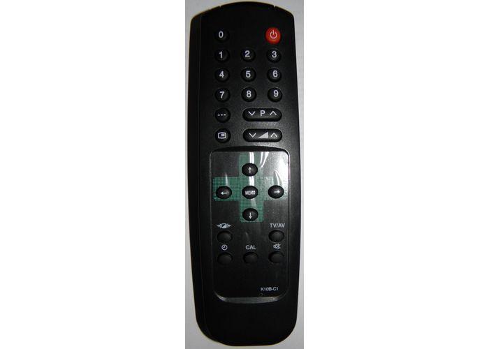 Пульт д.у. ROLSEN K10B-C1.  Этот пульт подходит к следующей аппаратуре.  ROLSEN телевизор C1410.