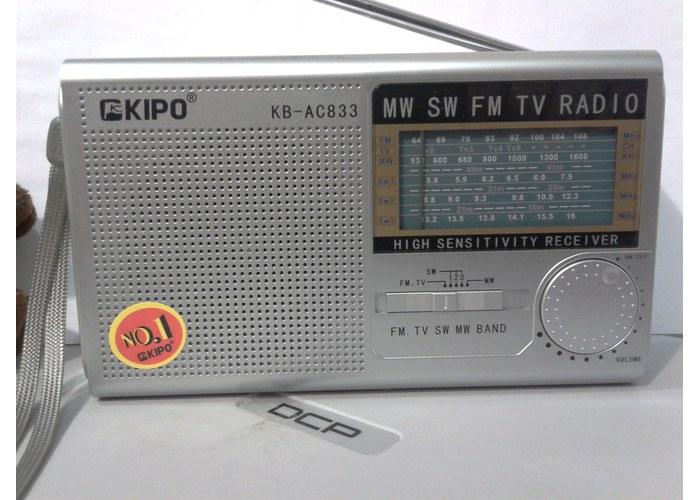 Радиоприемник KIPO KB-AC833